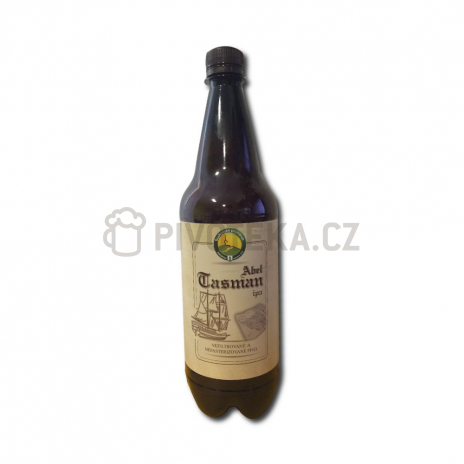 Abel Tasman IPA 15°  PET 1l Beskydský pivovárek