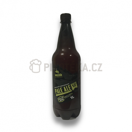 Pale  Ale  12°  0,7l pivovar Mazák