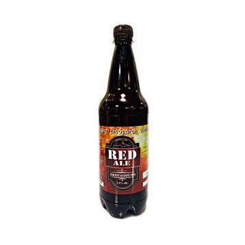 Red Ale 12°  PET 1l Beskydský pivovárek