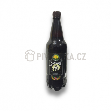 Black magic ipa  16° PET 1l Beskydský pivovárek