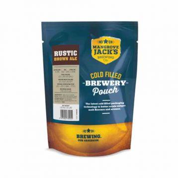 Brown Ale Mangrove Jack´s mladinový koncentrát 1,8kg