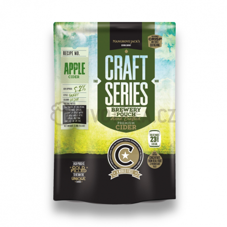Cider Mangrove Jack´s  jablečný koncentrát 1,8kg