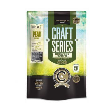 Cider hruška Mangrove Jack´s koncentrát 1,8kg