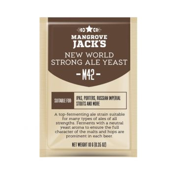 Mangrove Jack´s new world strong M42 kvasnice 10g