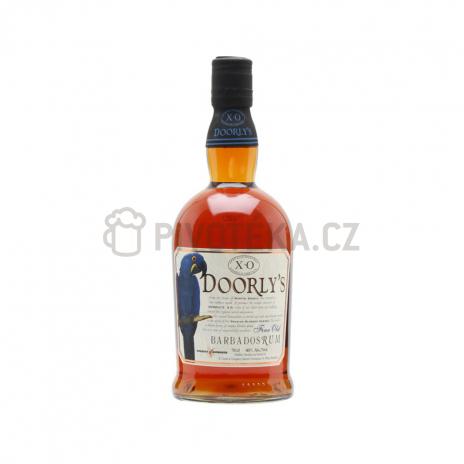 Rum doorlys syrlod  x.o. 0,7l 40%
