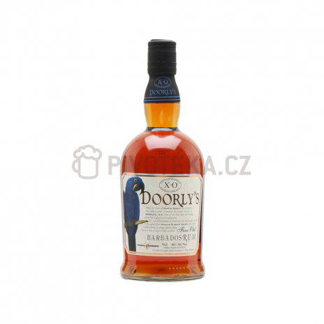 Doorly´s X.O. Gold Rum X.O. 0,7l 40%