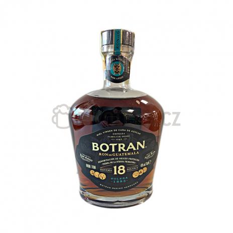 Ron Botran Solera 1893 0,7l 40%
