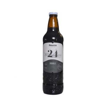 Primátor double 24° 0,5l