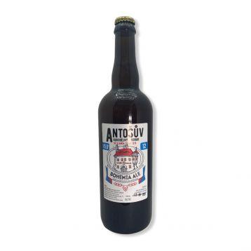 Bohemia Pale Ale 12° 0,7l pivovar Antoš