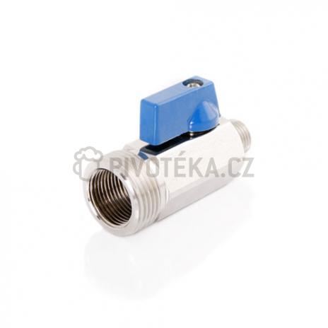 Redukční ventil - kohout 1 st. (M1/4 x M5/8)