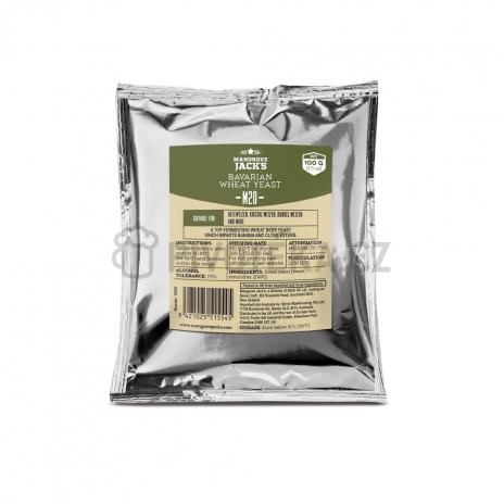 Mangrove Jack´s Bavarian Wheat M20 kvasnice 100g