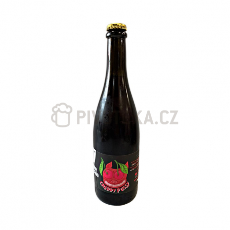 Cherry Pussy Sour Ale 11° 0,7l Lucky bastard