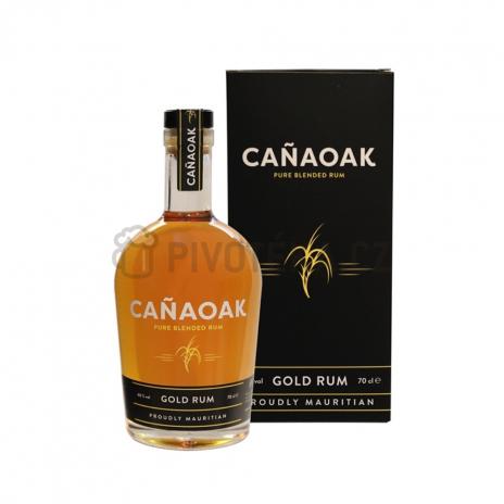 Caňaoak Gold Rum  0,7l 40%