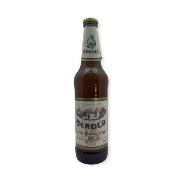 Bohemian Bronze lager 14° 0,5l Herold Březnice