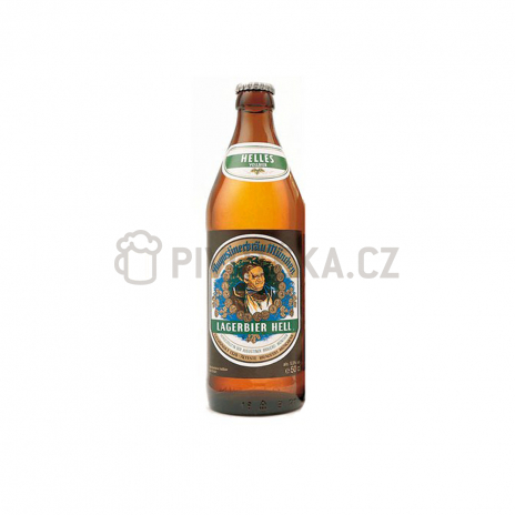 Augustiner hell 12°-0,5l