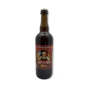 Kotelník 14° 1l PET  pivovar Jadrníček