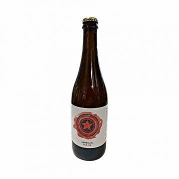 American Pale Ale 12° 0,7l pivovar Pivečka