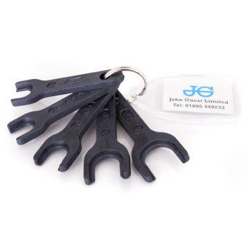 JG klíče