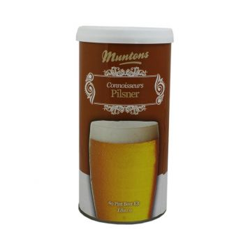 Pilsner 1,8 kg mladinový koncentrát muntons