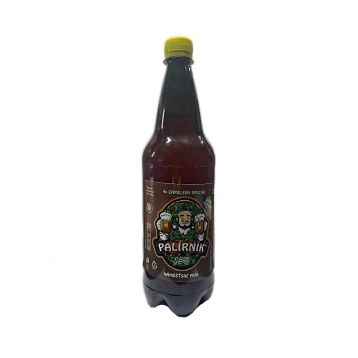 Palírník 12° 1l PET  pivovar Jadrníček