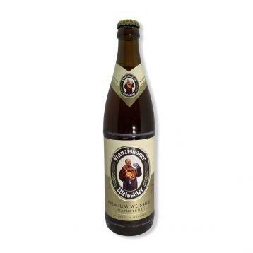 Franziskaner hefeweizen 11° - 0,5l