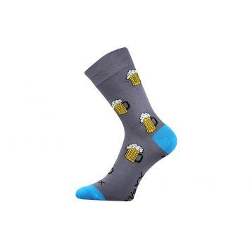 Ponožky pivo 2  velikost 39 -42