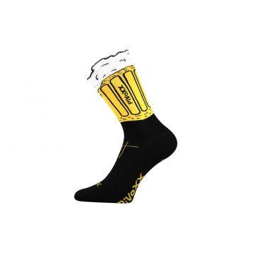 Ponožky pivo 3  velikost 43-46