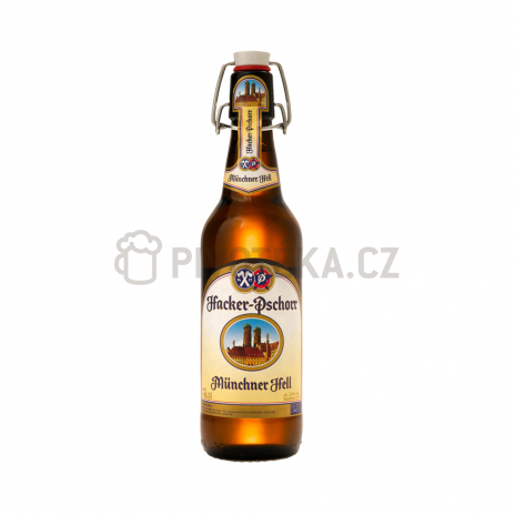 Hacker pschorr hell 11° - 0,5l