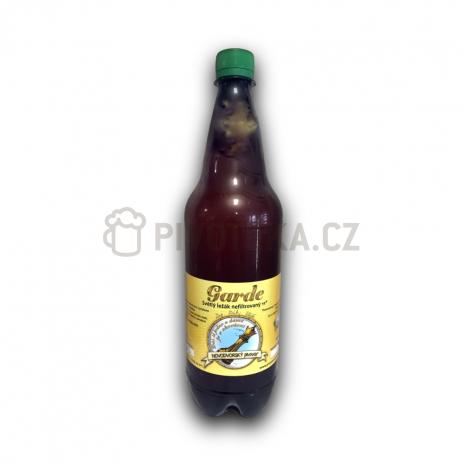 Garde 11°  1l PET Novodvorský pivovar