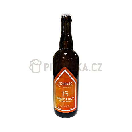Juicy Lucy 15° 0,7l pivovar Zichovec