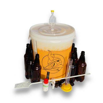Sestava PET domácí pivovárek (bez surovin)