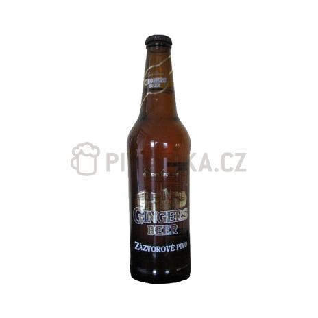 Gingers beer 0,5l Nová paka