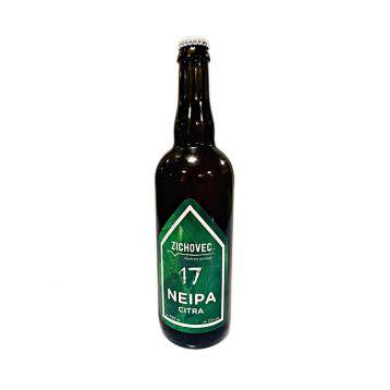 NEIPA Mosaic + Amarillo 17° 0,7l pivovar Zichovec
