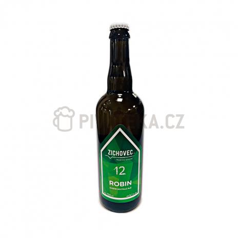Robin Ale 12° 0,7l pivovar Zichovec