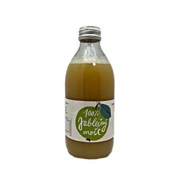 Jablečný mošt - 100%  0,33l