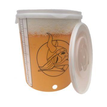 Plastová fermentační nádoba 32l basic