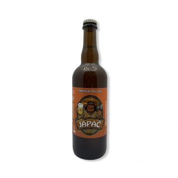 Japač 12° 1l PET pivovar Jadrníček