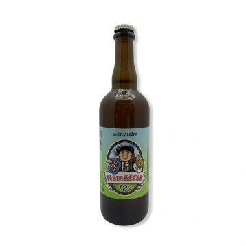 Náměšťák  12°  1l PET pivovar Jadrníček