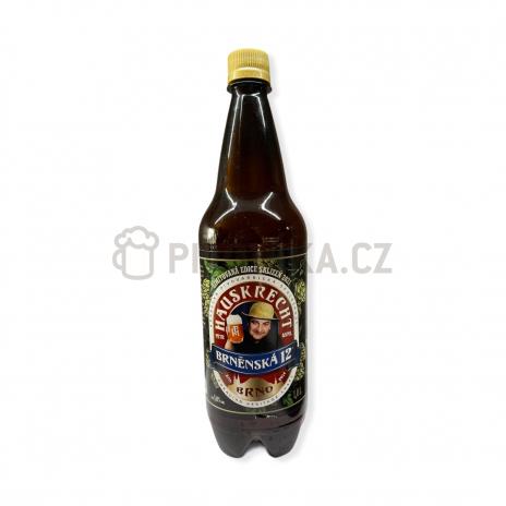 Hauskrecht 12° Sklizeň 1l  Parní pivovar