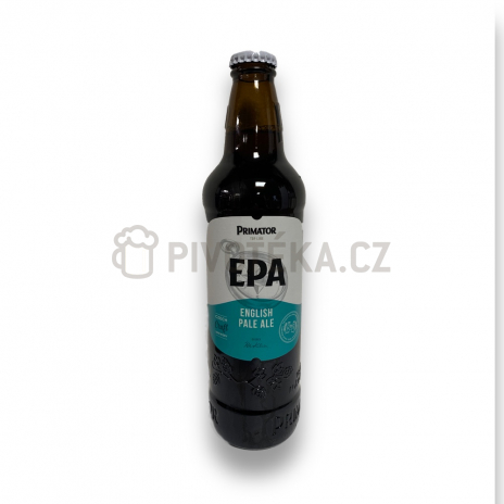 English pale ale  12° 0,5l Primátor