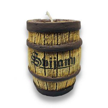 Dekorační svíčka Svijany