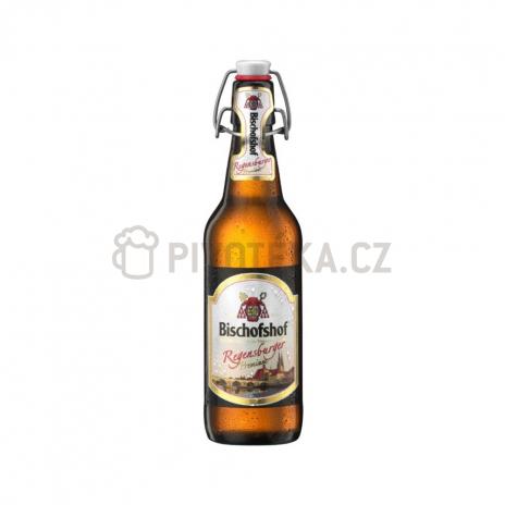 Bischofshof regensburger premium 12° - 0,5l