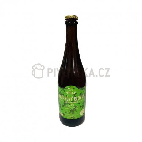 Nafrňený klokan 12° 1l PET pivovar Helf