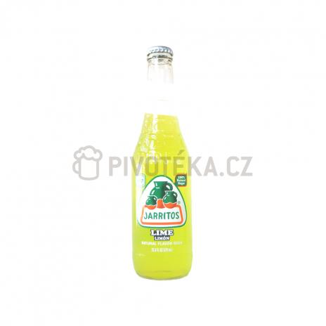 Jarritos lime mexická limonáda 0,37l