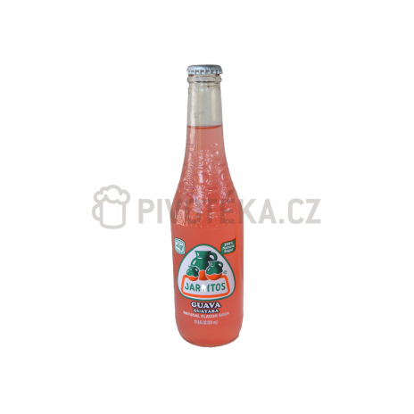 Jarritos guava mexická limonáda 0,37l