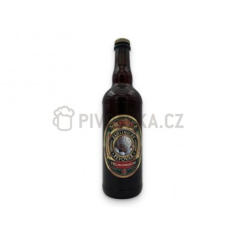 Sváteční 13° 0,7l pivovar Záhlinice