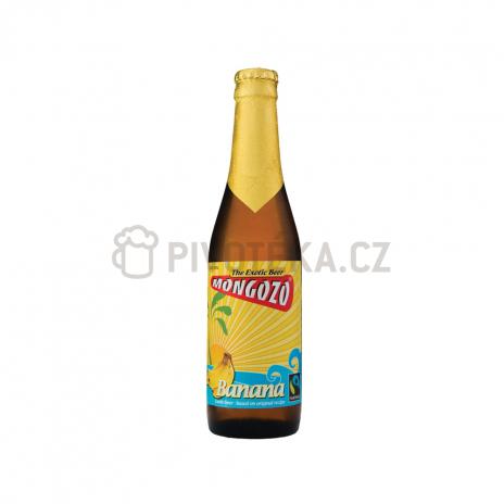 Mongozo banana 14° 0,33l