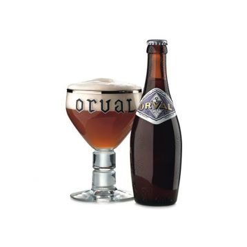 Orval 14° 0,33l