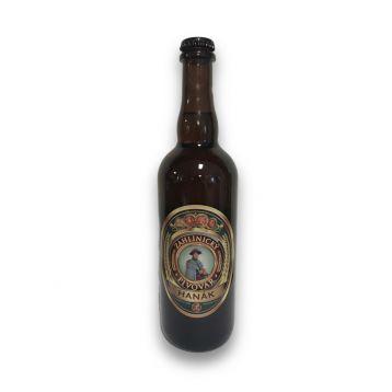 Hanák 12° 0,7l pivovar Záhlinice