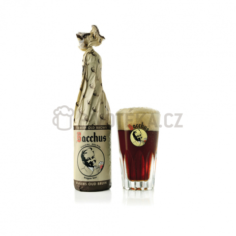 Bacchus old flemish brown 10° 0,33l